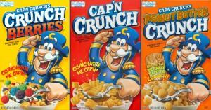 Quaker Cap'n Crunch