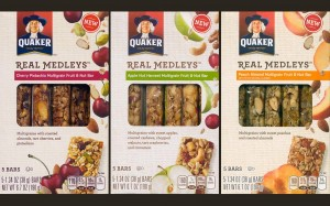 Quaker Real Medleys Bars