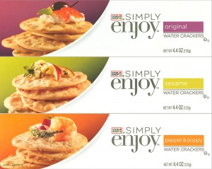 Simply Enjoy Crackers
