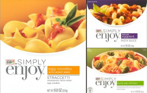 Simply Enjoy Frozen Entrees