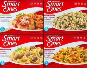 Smart Ones Frozen Entrees