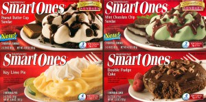 Smart Ones Sundaes